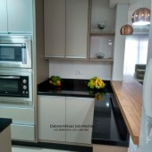 Cozinha planejada sob medida completa