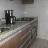 Cozinha com granito
