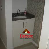 Gabinete com pia lavabo