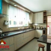 Cozinha completa em MDF com granito
