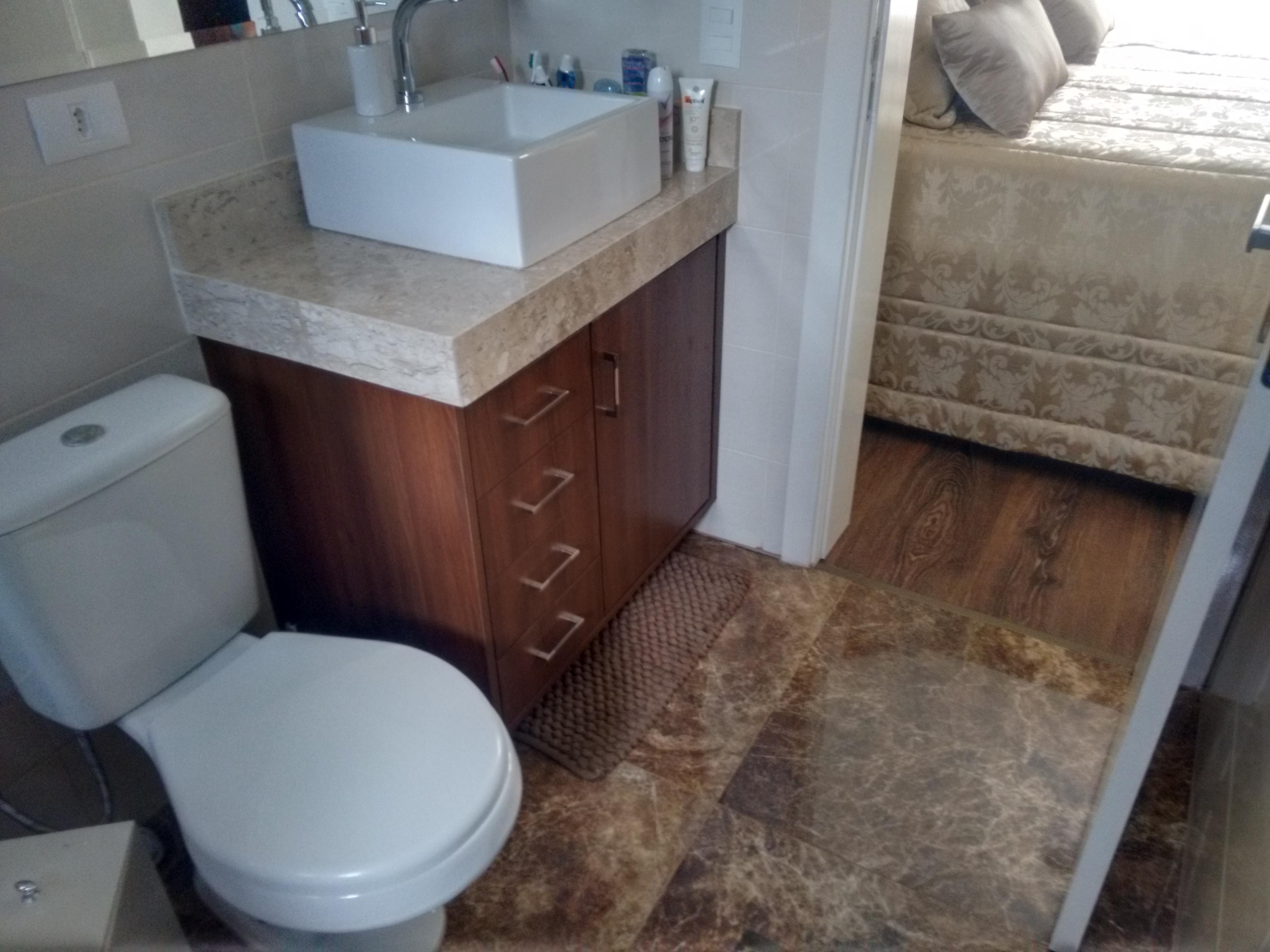 armário de banheiro em mdf na cor armário de banheiro #60473B 3264x2448 Armario De Banheiro De Granito