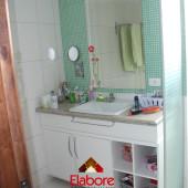 Armario para banheiro planejado sob medida com nichos